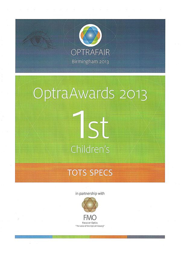Optra Awards 2013 1st
