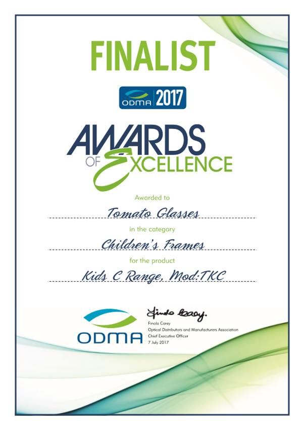ODMA AWARDS 2017 (AUSTRALIA)